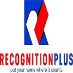 RecognitionPLUS 5 - Logo