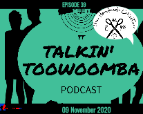 EP 39 Featured Image Talkin' Toowoomba