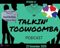 EP 41 Featured Image Talkin' Toowoomba