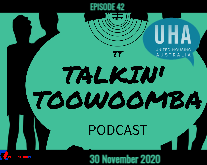 EP 42 Featured Image Talkin' Toowoomba