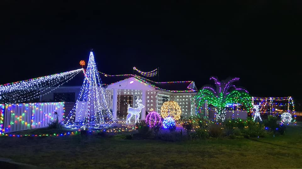 EP 44 Christmas lights 4 Talkin' Toowoomba