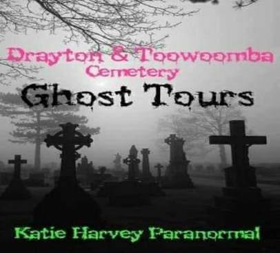 EP 50 Ghost Tours Drayton& Toowoomba Cemetery
